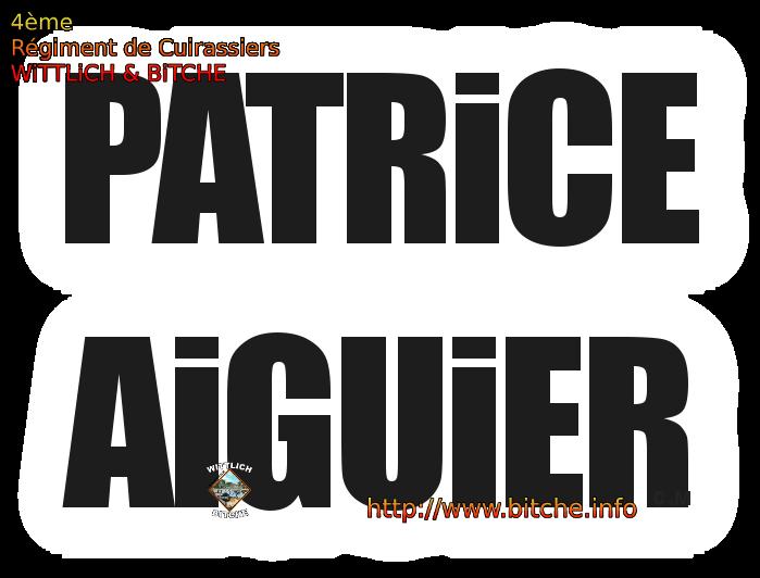 AiGUiER PATRiCE