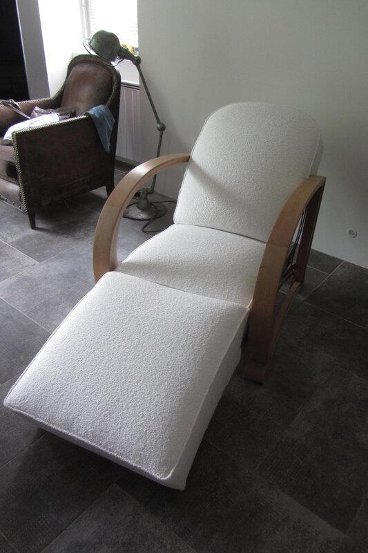 fauteuil 3 parties
