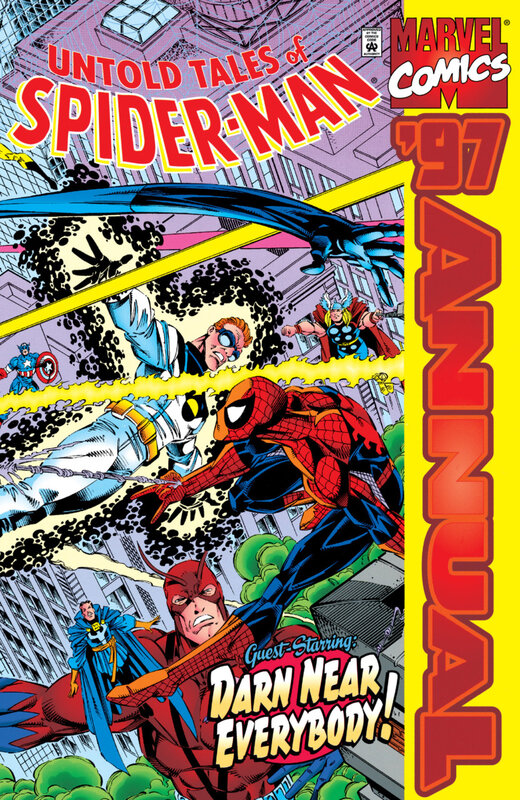 untold tales of spiderman annual '97