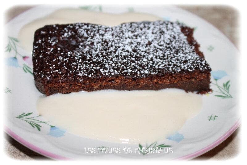 Brownie cerises 10