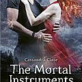 The mortal instruments#5 : la cité des ames perdues, cassandra clare