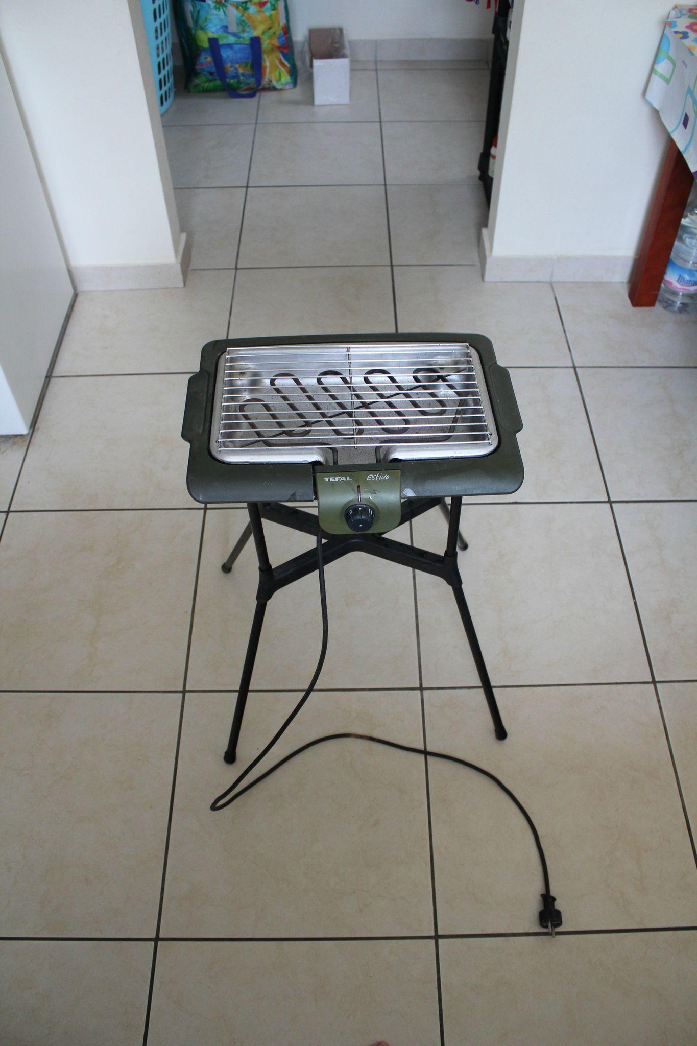 Barbecue Electrique Tefal Prix 10 Vente Cause Depart