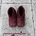 chaussons quebec61
