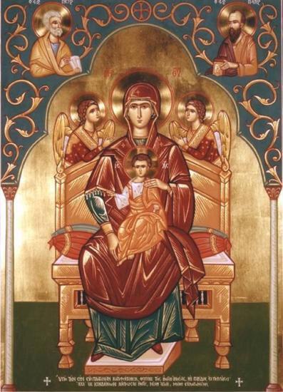 Saidnaya (Syrie) Les ordres de la Très Sainte Vierge pour l'élimination du Covid 19