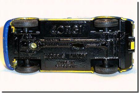 Morris Minor Corgi Collector 1987-1988 A5