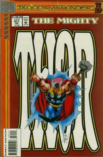 mighty thor 1966 471