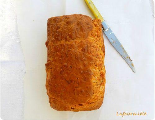 Tranches De Cake Aux Tomates S 233 Ch 233 Es Et 224 La Feta