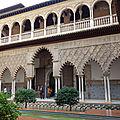 Séville palais real alcazar