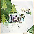 Bear Hugs - Appel à DT de DIY&Cie