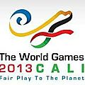 Cali : world games 2013