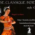 Kamala : danse Odissi