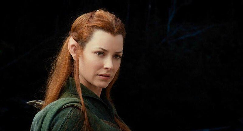 Tauriel 02 The Hobbit The Desolation of Smaug