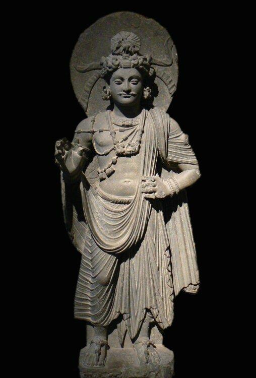 Buddha_Gandahra_Guimet_01