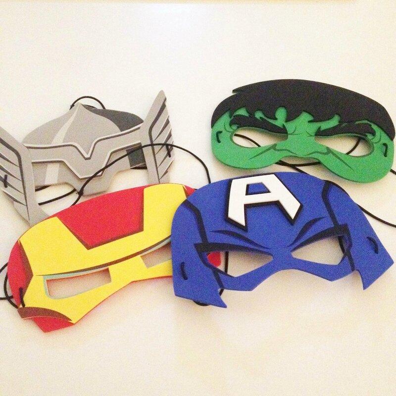 6-masques-avenger
