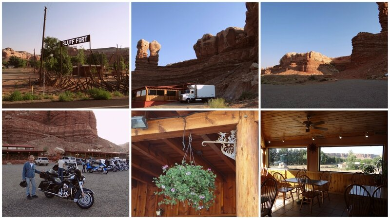 JOUR 5 BLUFF MONUMENT VALLEY MOAB