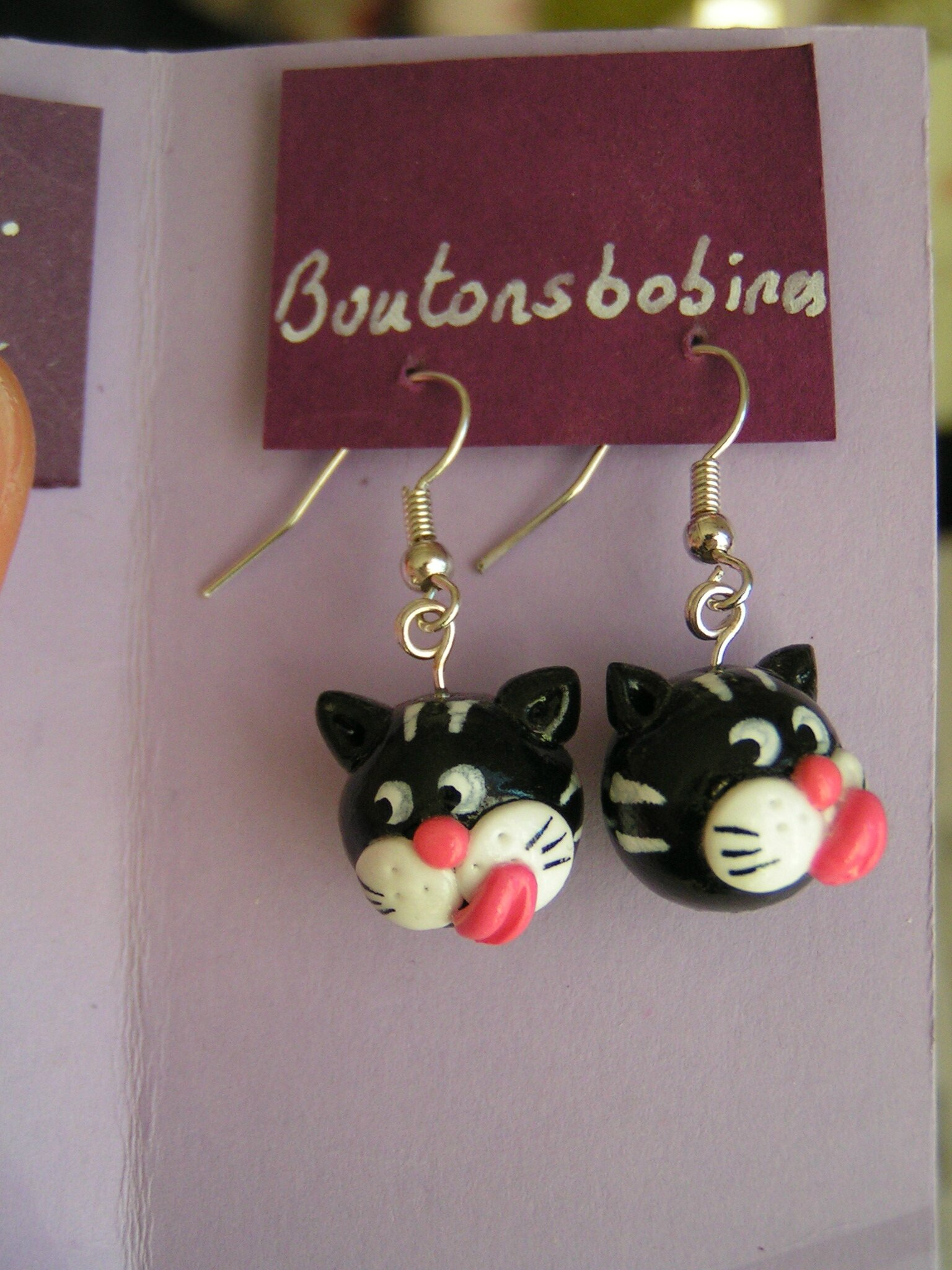 boucles chat