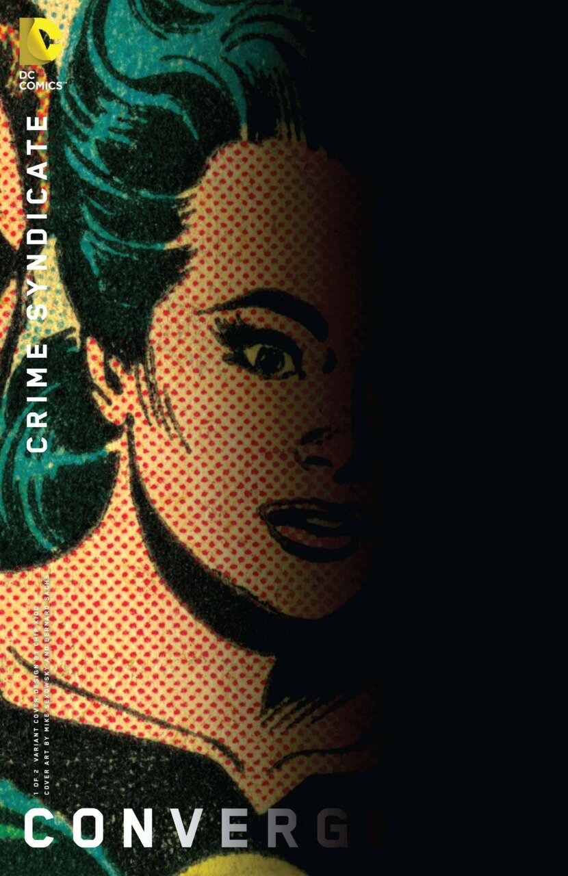 convergence crime syndicate 1 chip kidd variant