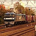EF210 10, Higashi-Yodogawa (Ôsaka)