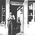 Archettes, café François route d'Epinal