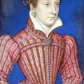 Portrait de marie stuart étant jeune source : (
