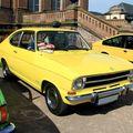 Opel Kadett type B coupe (1965-1973)(8ème Rohan-Locomotion) 01