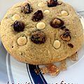 Cookies façon cédric grolet