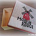Boîte Moulin Rouge 2