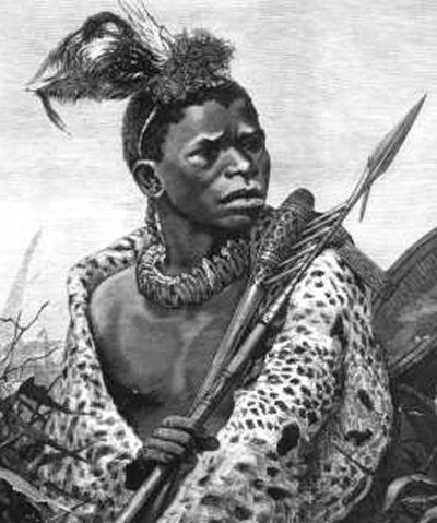 guerrier kongo