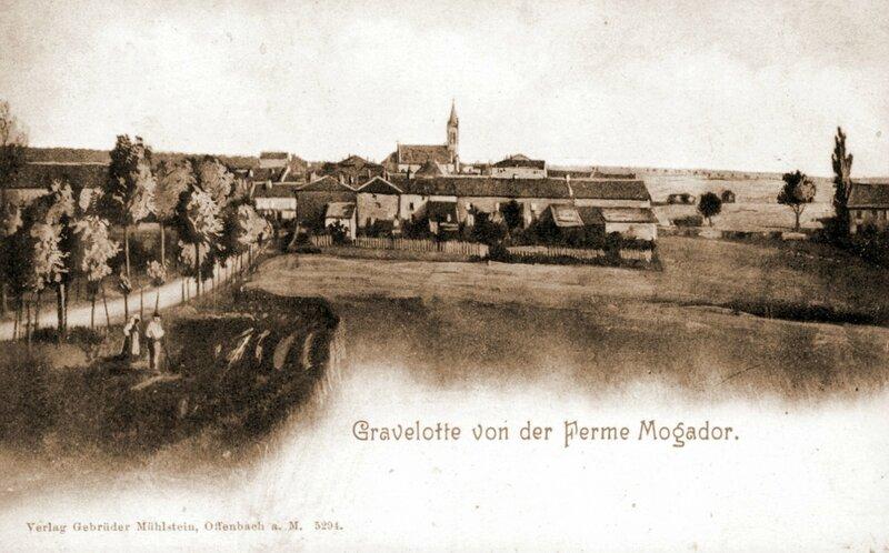 Gravelotte Mogador