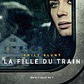 Grand concours la fille du train : des livres et des places de cinéma à gagner