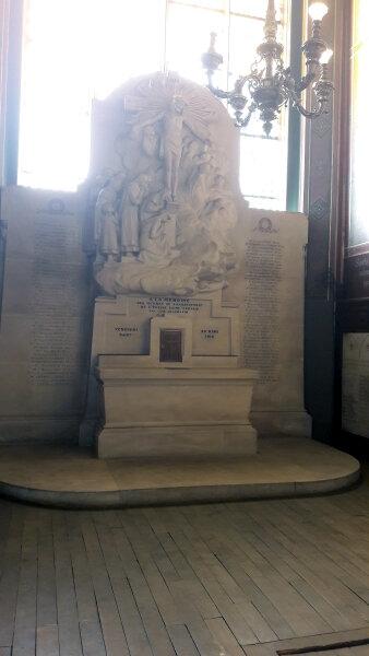 75004 - Paris - église Saint-Gervais et Saint-Protais - part 1