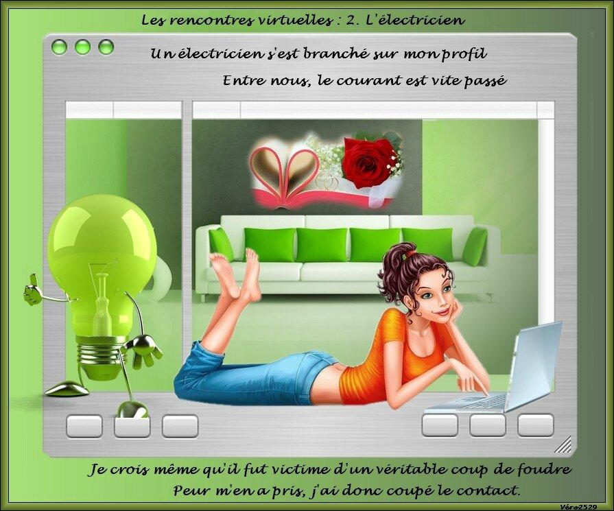 rencontres virtuelles en ligne