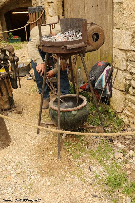 Photos JMP©Koufra 12 - Forge Le Couvertoirade - 23042018 - 244