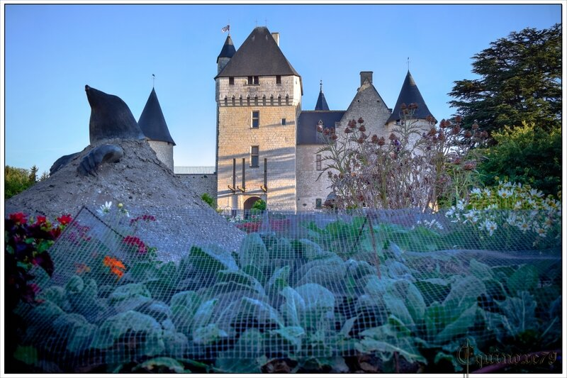 rivau castle Rabelais gargantua (2)