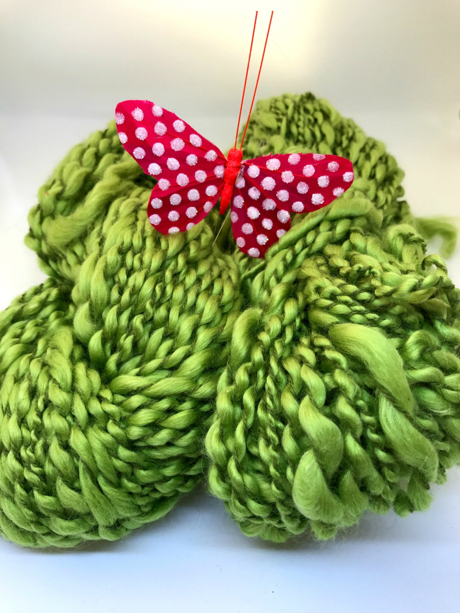 greengreenyarn