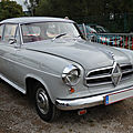 Borgward isabella berline
