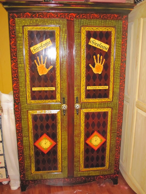 armoire astrologique