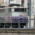 BB 9265 à Montparnasse Vaugirard