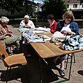 Journée du tricot à granges sur vologne