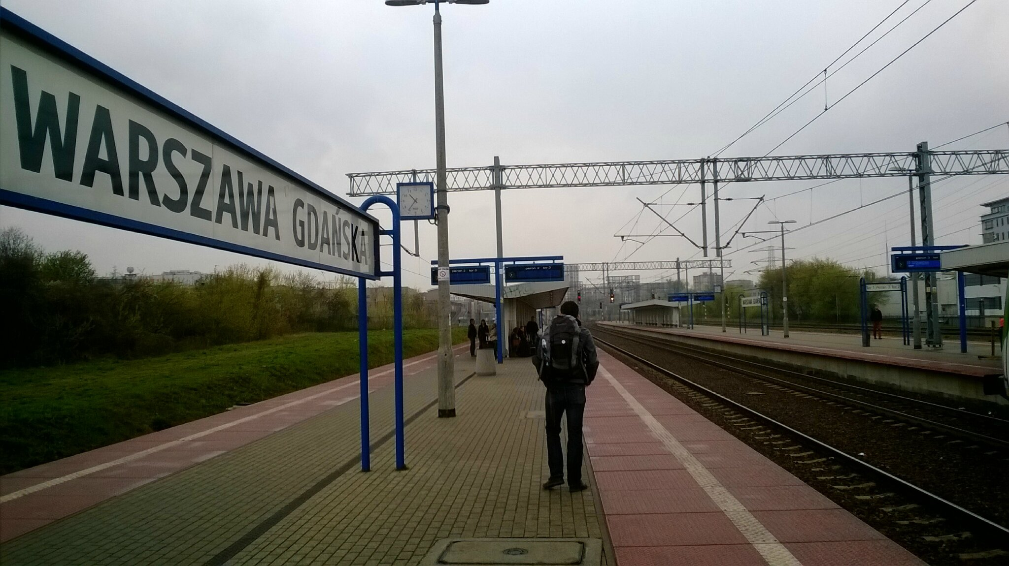 Varsovie Gdanska (Pologne) 2