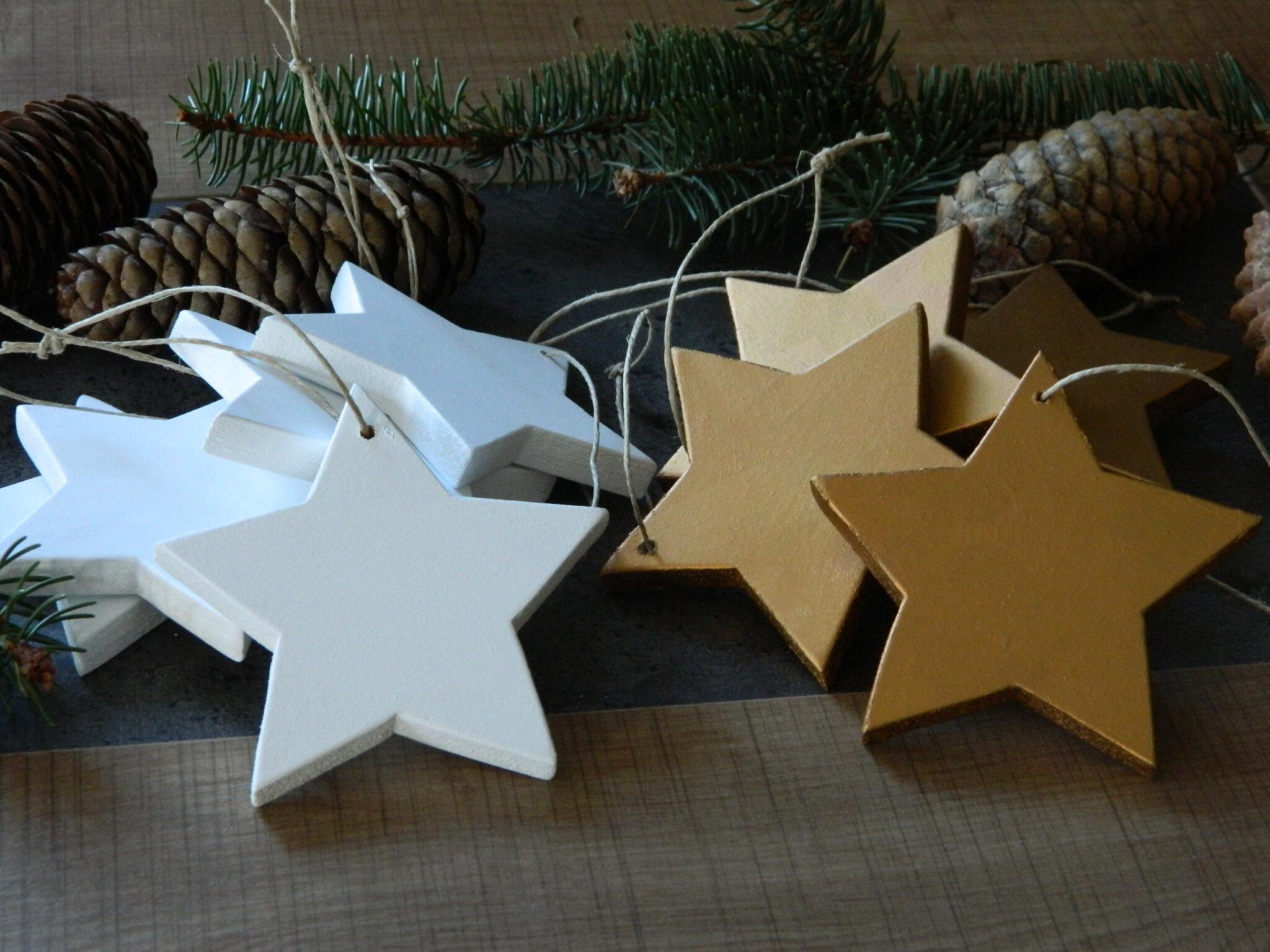 """""""ETOILES"""" décoration sapin"""