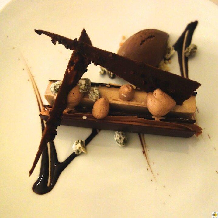 Parfait glacé au chocolat (2)