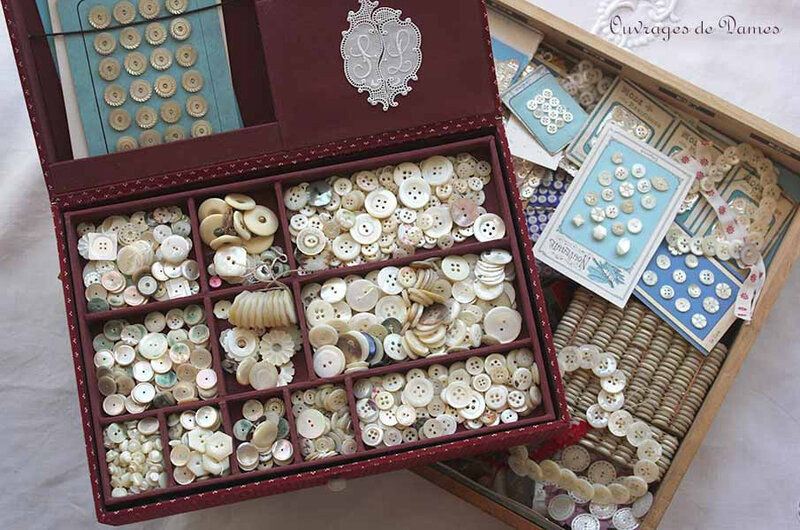 Stock boutons