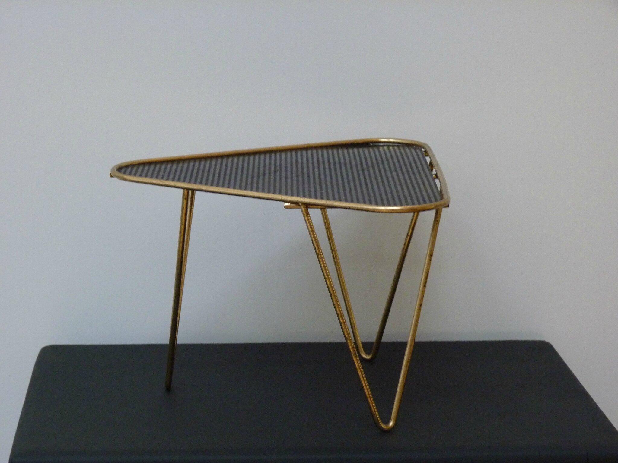 petite table tripode annes 5060