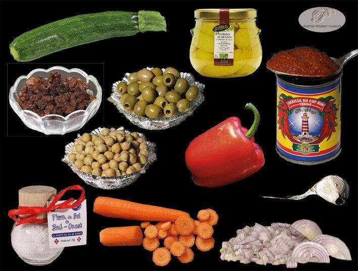 Tajine_de_POULET_aux_citrons_confits_et_olives_les_ingredients