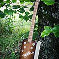 CB Guitare 4 cordes simple bobinage