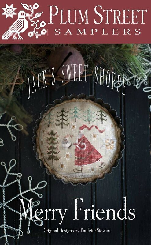 jack's sweet shoppe - Merry friends