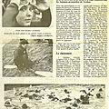 La traversée de verdun en nage avec palmes du 11 décembre 1988