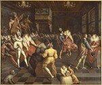 Bal à la cour des Valois (Rennes, musée des Beaux-arts)
