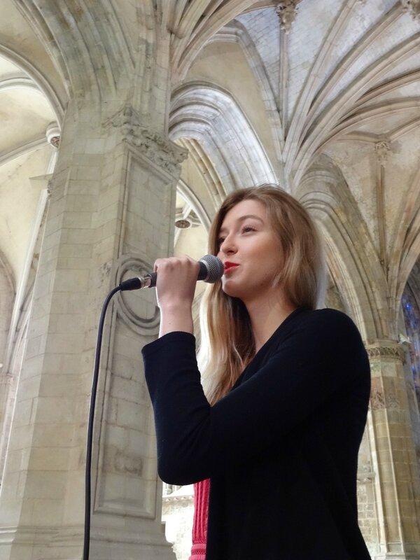 chanteuse musiciens groupe de musique pour messe de mariage baptême bénédiction paris 75